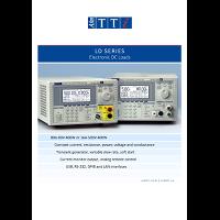 Aim-TTi LD Series datasheet thumbnail