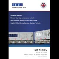 Aim-TTi MX Series Data Sheet