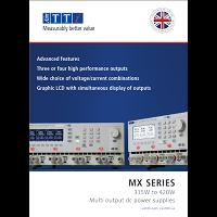 MX Series datasheet thumbnail