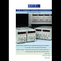 PL Series power supply datasheet thumbnail