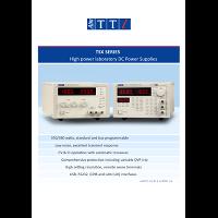 TSX Series datasheet thumbnail
