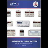 Aim-TTi Power Supply Catalogue 2021