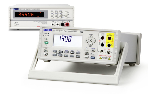 Digital Bench Multimeters