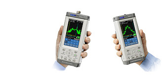AIM TTi spectrum analyzers