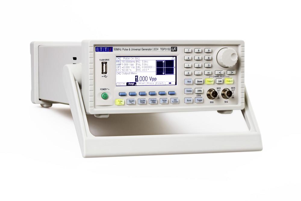TGP3100 Series Function Generators, Pulse Generators, Arbitrary