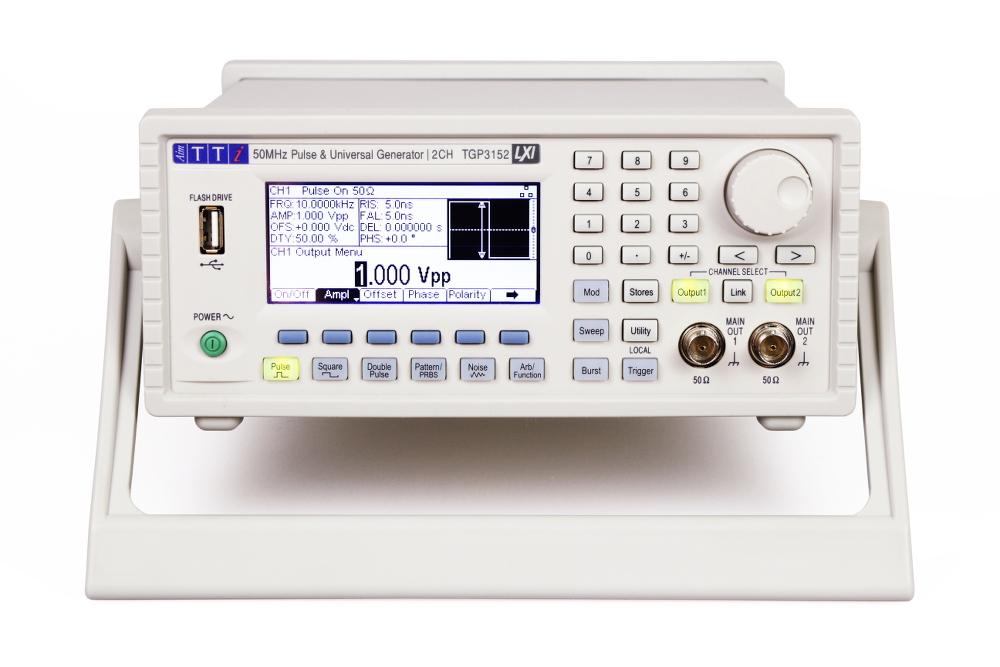 TGP3100 Series Function Generators, Pulse Generators