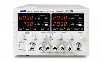 Aim-TTi CPX400DP (CPX Series) DC Bench power supply
