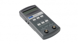 Aim-TTi PFM3000 handheld frequency counter - flat