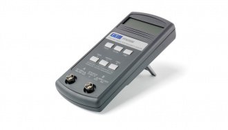 Aim-TTi PFM3000 handheld frequency counter - raised