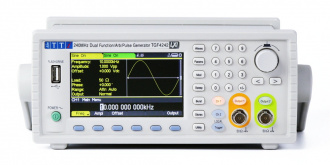Aim-TTi TGF4242 Function Generator (TGF4000 Series) - front
