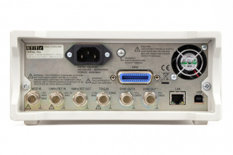 AIM-TTi TGP3152 Function Generator - back with optional GPIB fitted