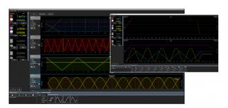 Aim-TTi Test Bridge Software