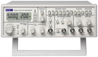 Aim-TTi TG550 5MHz Advanced Analog Function Generator