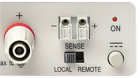 dc power supply remote sense terminals